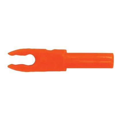 Easton G Nocks Bohning F Std Throat 120 Neon Orange 24Pkg