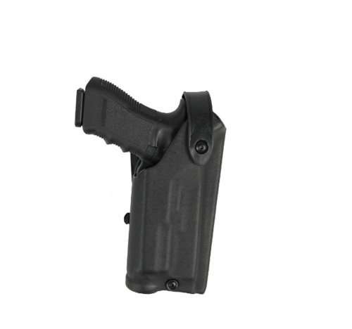 Safariland 6280 Level II SLS Retention Duty Holster Mid-Ride Black STX Tactical Glock 17 22 with M3 Light Right Hand