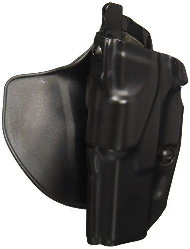 Safariland 6378 ALS Paddle Belt Slide Holster Glock 17 22 Plain Black Right Hand
