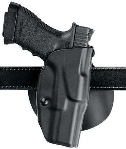 Safariland 6378 ALS Paddle Belt Slide Holster Sig Sauer P229 No Rails Plain Black Right Hand