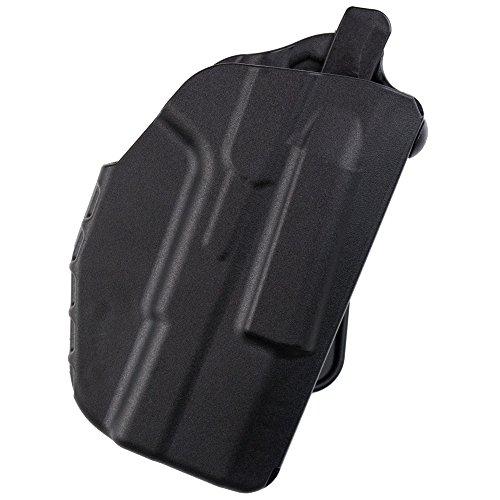 Safariland 7371 Micro 7TS ALS Glock 42 or 43 Micro-Paddle Plain Black Right Hand