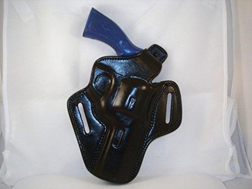 TAGUA THUMB BREAK BLACK RH HOLSTER FOR S&W L FRAME 4