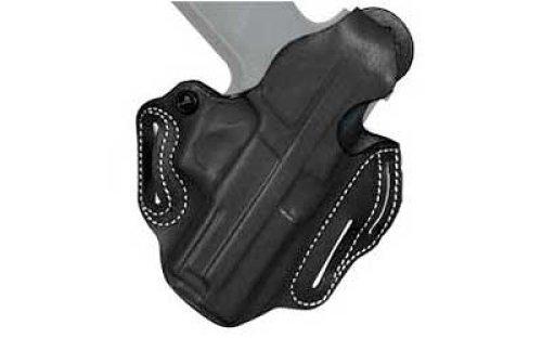 Desantis Thumb Break Scabbard Holster fits 2-Inch S&W K Frame Right Hand Black