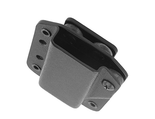 Precision Holsters Smith Wesson Shield Mag Pouch Horizontal or Vertical carry M&P shield mag pouch