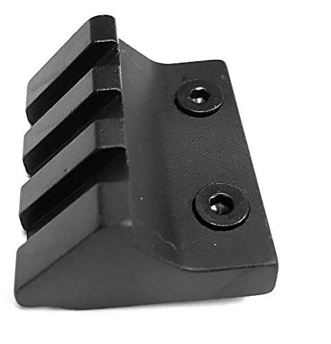 Ade Advanced Optics Keymod 45 Degree Side Rail for Attaching Laser or Flashlight