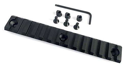 Dagger Defense single rail section for Keymod rails 13 slots 3 screws