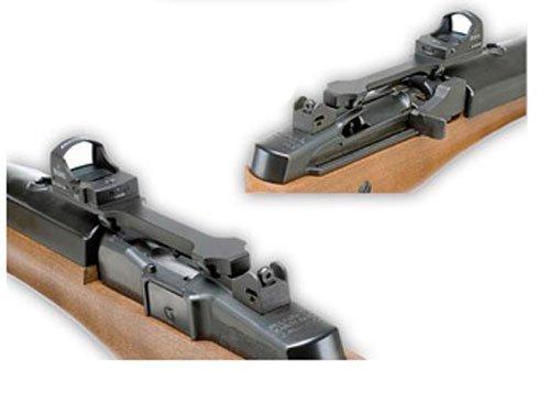 GG&G Scope Mount for Rug Mini-14 Black