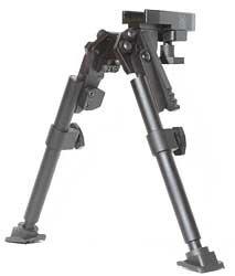 GG&G Tactical Bipod Stand WSwivel Gun Stock Accessories