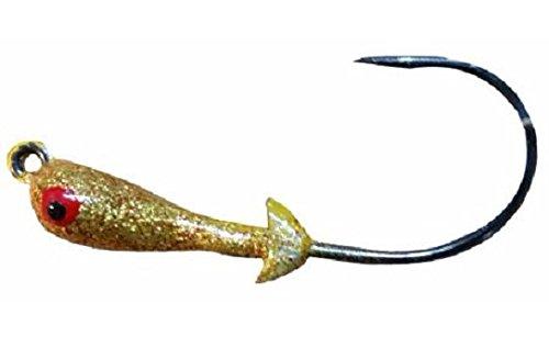 Mission Fishin 1oz Jig Heads 60 Gold