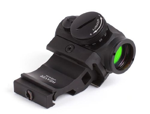 Aimpoint Micro H-1 2 MOA with FREE Weaver Tactical Offset Rail Adaptor