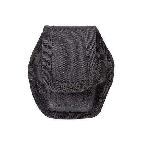 Bianchi Patroltek 8035 Taser X26 Black Hidden Snap Electronic Discharge Weapon Cartridge Pouch