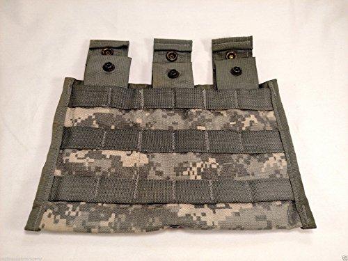 Good Triple Magazine Pocket 30 Round Pouch - ARMY ACU USGI AR15 556 M4 Mag