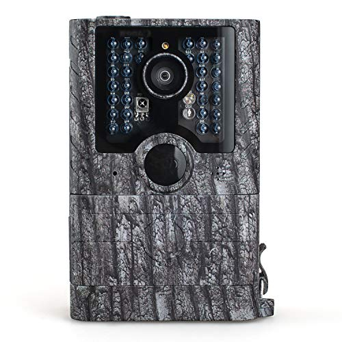AILEMON Trail Game Camera 14MP Full HD 1080p with Infrared Night Vision Motion Detecttion Hunting Scouting Cam Wildlife IP56 Waterproof
