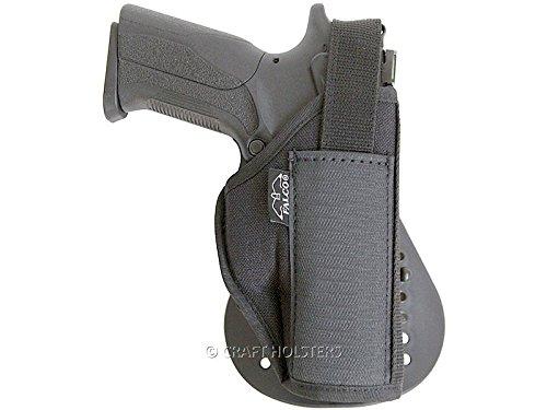 Glock 21 C Nylon Paddle Holster