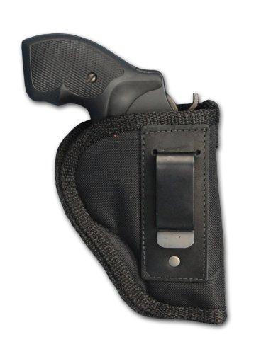 New Barsony Inside The Waistband Gun Holster for 2 Snub-Nose 38 357 Revolvers