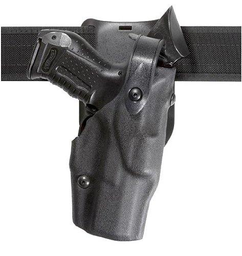 Safariland 6365 Level 3 Retention ALS Duty Low Ride Holster STX Plain Black Right Hand Beretta PX4