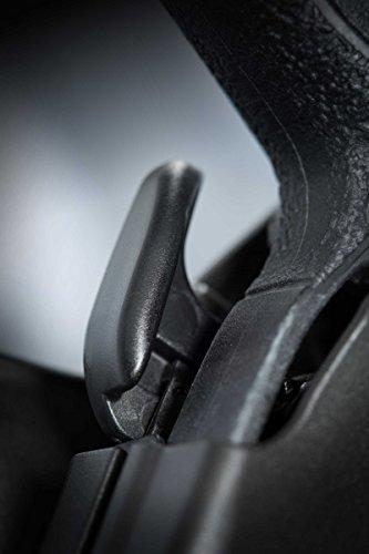 Safariland 578 7TS GLS Pro-Fit Standard Frame Compact Slide Paddle Belt Loop Holster Plain Black Right Hand