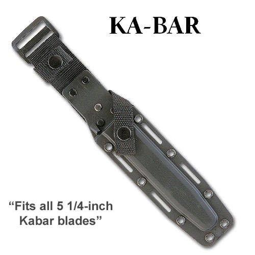 Kydex Sheath For Short Ka-Bars