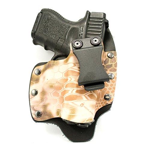 Kryptek Highlander IWB Hybrid Concealed Carry Holster Right-Hand Glock 17192223252627283132343541