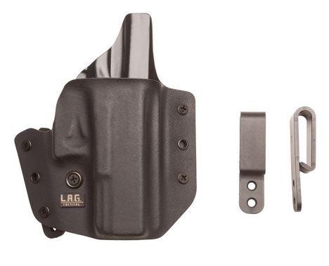 LAG Tactical Defender Holsters Fits Beretta 92A1 Right Hand Black