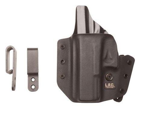 LAG Tactical Defender Holsters Fits FNX 45 Left Hand Black 10014