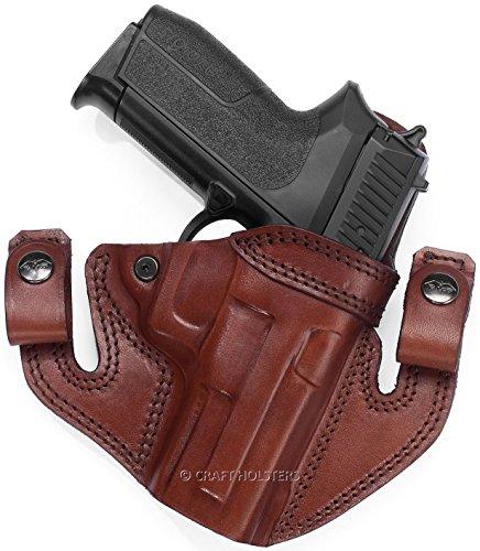 Kimber Micro 380 Leather IWBOWB Holster