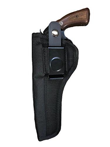 Nylon Belt or Clip on Gun Holster Fits Ruger GP100 6 Shot with 6 Barrel