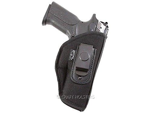 Ruger SR9 Comfortable IWB Nylon Belt Holster