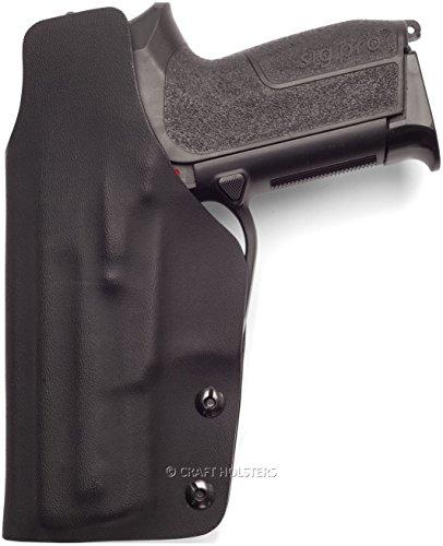 Ruger SR9 Kydex IWB Holster for Concealed Carry