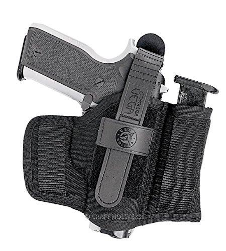Beretta M9 Cordura Belt Holster with Magazine Pouch