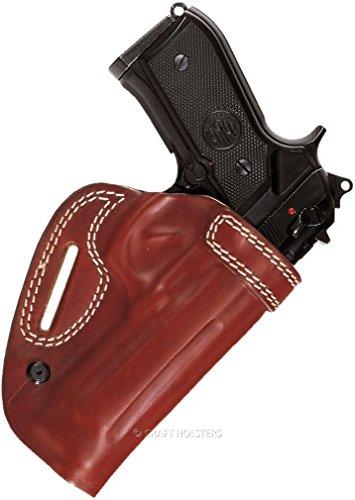 Beretta M9 Reinforced Leather Belt Holster