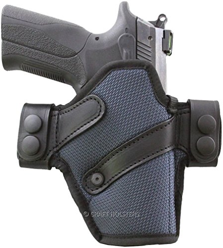 Smith Wesson Model 29 Exclusive Nylon Holster w Strap