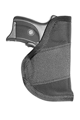 Crossfire Elite GRPLSRSA1C-3 Grip Laser Compact Ambidextrous Semi-Auto Holster LeftRight Hand Black