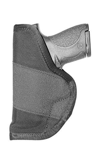 Crossfire Elite GRPSA1C-3 Grip Compact Ambidextrous Semi-Auto Holster LeftRight Hand Black