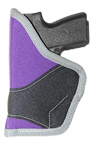 Crossfire Elite REBIRSM-1 Rebel Micro Ambidextrous Semi-Auto Holster LeftRight Hand Iris