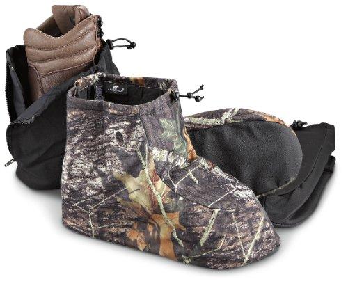 ArcticShield Boot Insulators with Zippers Black XX-Large
