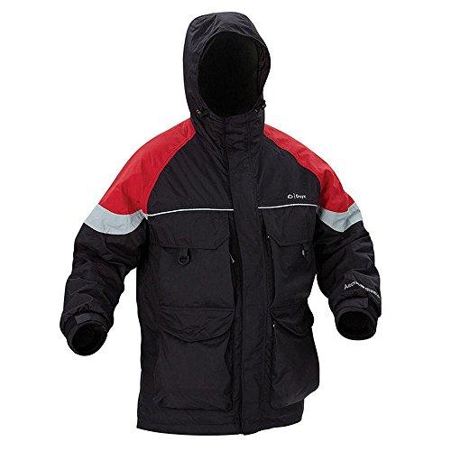 Onyx-Arctic Shield-X-System Mens Cold weather parka RedBlack Xx-Large