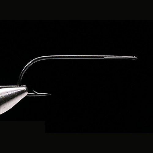 2141 Straight-Eye Salmon Hook - 10 hooks - size 6