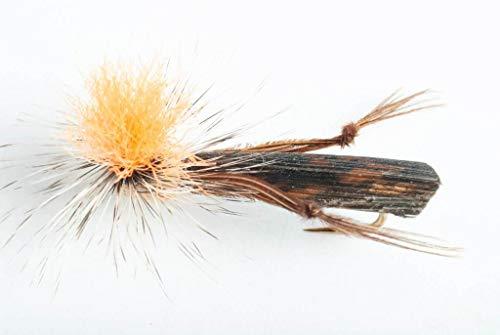 Blue Wing Olive Hi-viz Hopper Dry Fly 6-Pack