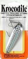 Lurh Jensen Krocodile Spoon ChromeSilver Prism-Lite 1-Ounce