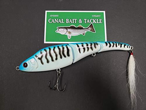 Canal Magic Swimmer Light Blue Mackerel 9 525oz 230mm