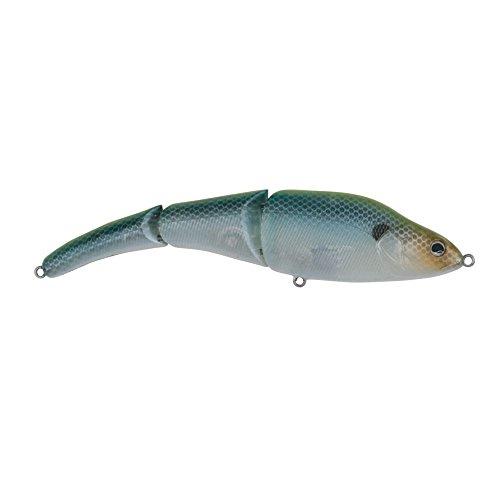 Sebile 1443166 Magic Swimmer Fishing Hard Bait Greenback Ghost 5