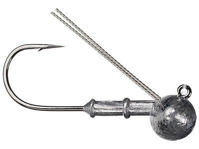 Yamamoto Weedless Hula Grub Jig Head 50 Hook 58-Ounce