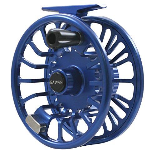 Galvan Torque Fly Reel Blue 4