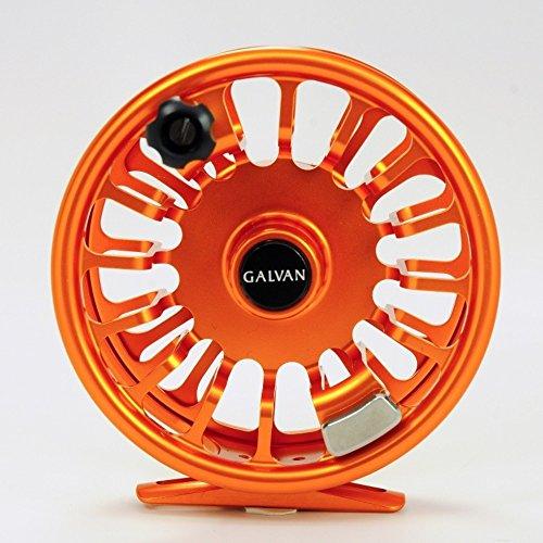 Galvan Torque Fly Reel Burnt Orange 7