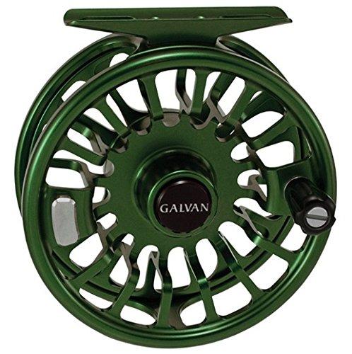 Galvan Torque Fly Reel Green 4