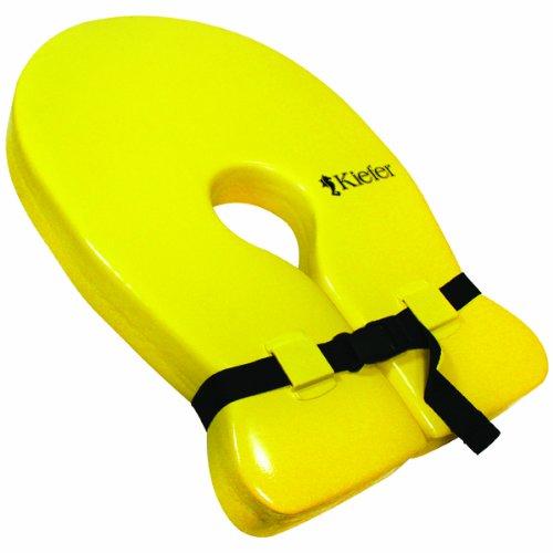 Kiefer Cushion Float Collar 14 x 21 x 2-Inch Yellow