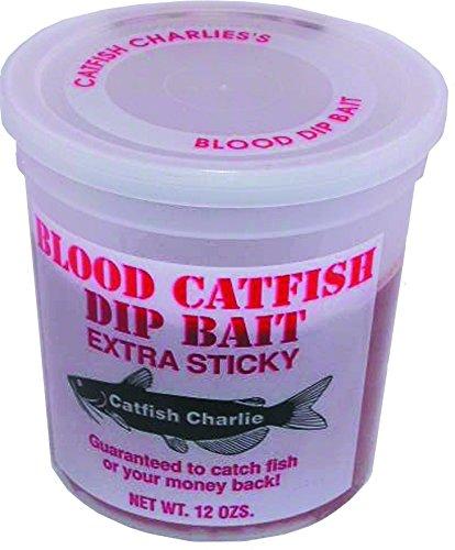 Catfish BD-12-12 Dip Bait Blood Scented