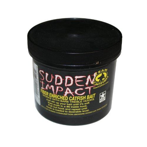 Team Catfish SI12 Sudden Impact Bait Jar 12-Ounce