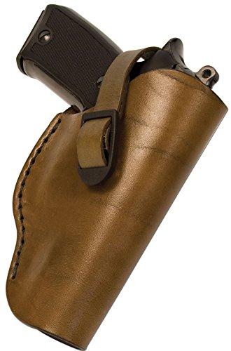 Tandy Leather Bullseye Semi-Automatic Holster Kit-Medium 44450-06